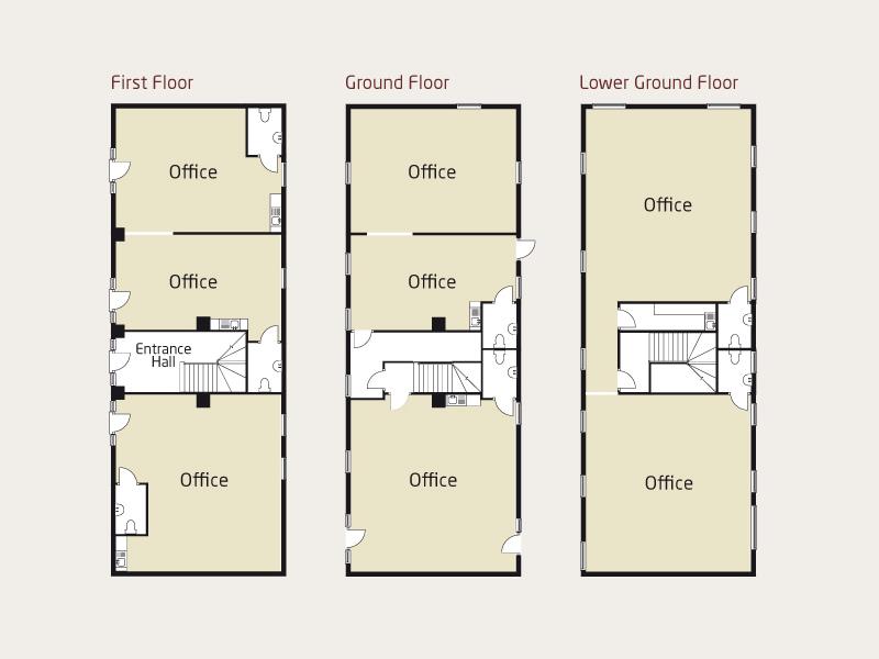 underley business centre floor plans